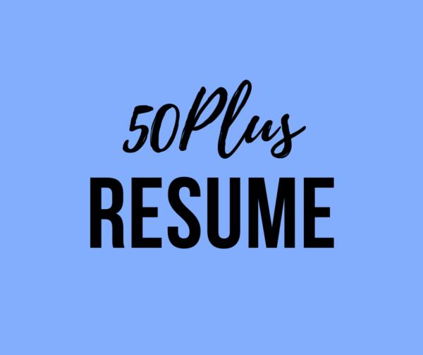 resume-service-50-plus-professionals